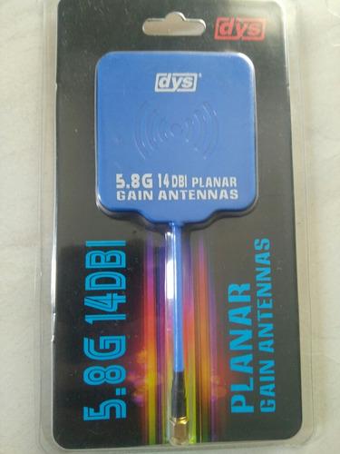 antena 5.8 ghz 14 dbi pronta entrega