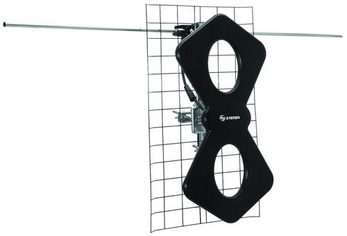 antena aérea para televisión digital hdtv