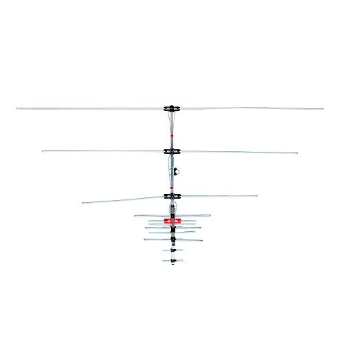antena aerea para tv uhf vhf hd 14 elementos