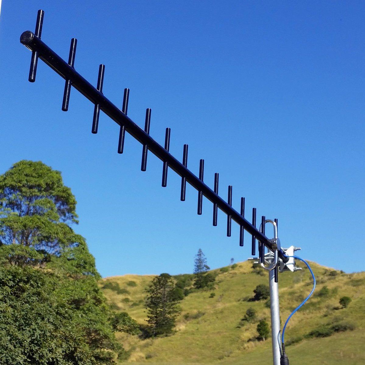Antena amplificador booster repetidor se al celular 30km - Amplificador de antena ...