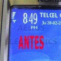 antena aplificadora de señal de celular original.