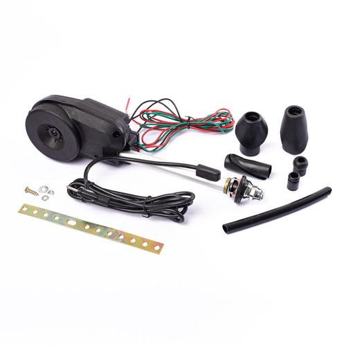 antena auto electrica automatica negro plata auto 12v oregon an001