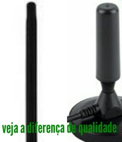 antena auxiliar digitao canais externa conecta aparelho