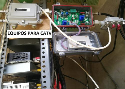 antena banda c- 2.4mts en venta-cabeceras catv