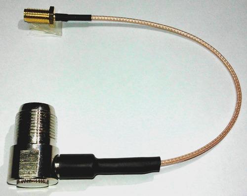 antena base bibanda vhf / uhf bases handy baofeng 2.4m largo