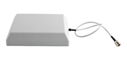 antena celular tipo panel p/ interior cuatribanda crdpa08258