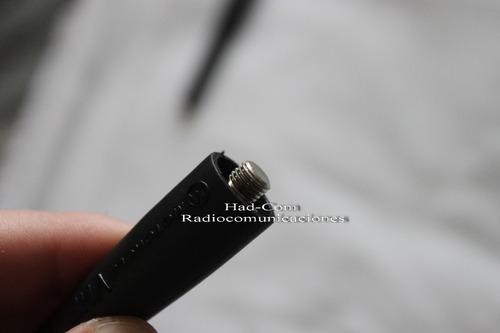 antena corta motorola vhf para ep350. ep450. pro5150. 7150