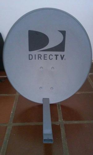 antena de directv sin lnb