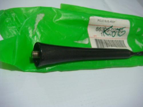 antena de mástil toyota original  8630902050