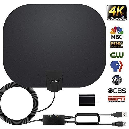 antena de tv antena hdtv interior amplificado hd antenas dig