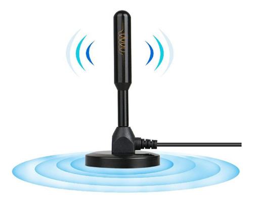 antena de tv digital hdtv interna externa alta qualidade