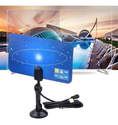 antena de tv interior full hd uhf/vhf