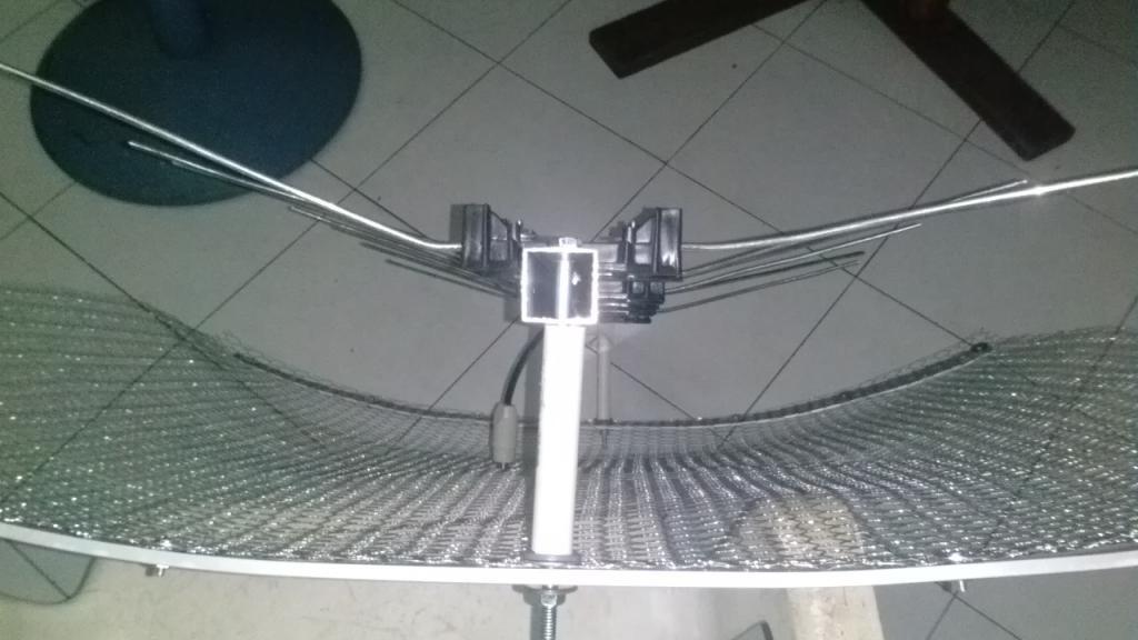 Antena de tv para hd de alta ganancia mod m100 - Precios de antenas de television ...