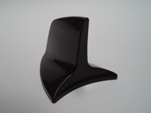 antena deportiva tipo tiburon negra