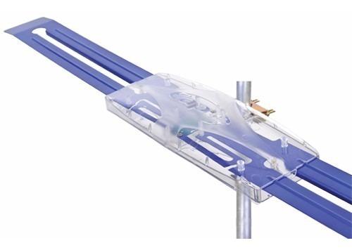 antena digital capte diamante amplificada 32db 4 em 1 hdtv