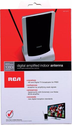 antena digital hd rca ant1251r 1080p