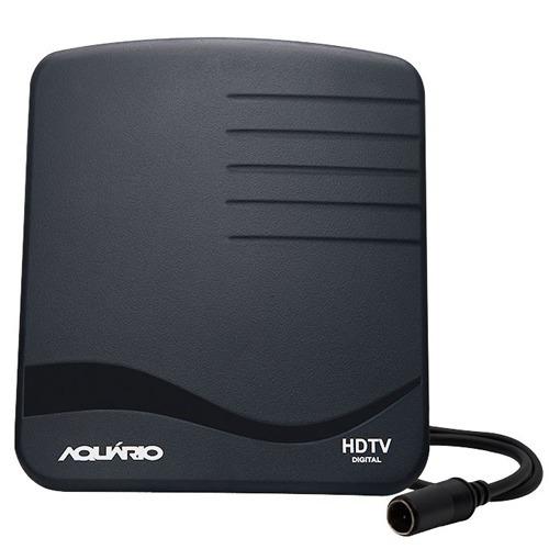 antena digital interna uhf hdtv dtv1000 aquário tv digital