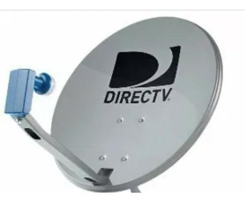 antena directv , con todos sus accesorios, mayor y detal