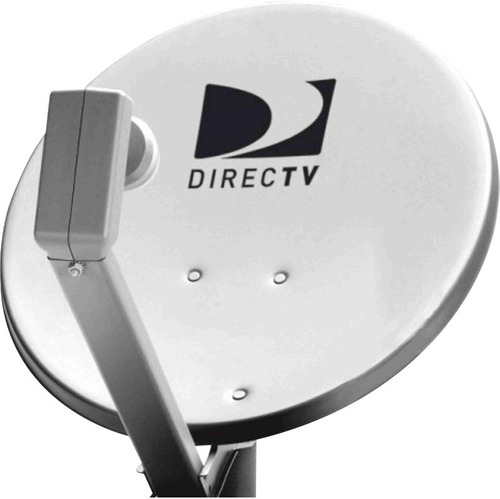 antena directv nueva 60cm promo hd autoinstalable sin abono