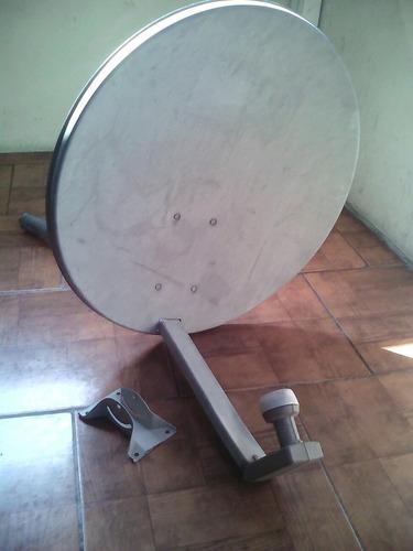 antena directv. sin tornillos.