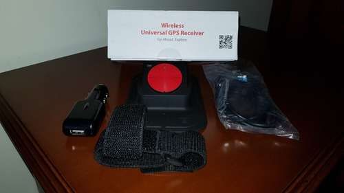 antena dual wireless universal gps receiver