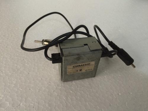 antena elétrica cherokee/extensão