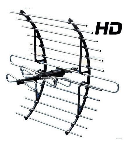 antena exterior full hd hdtv vhf uhf isdb-t tv aire mf shop
