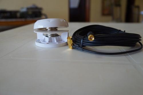 antena externa com lna para gps.