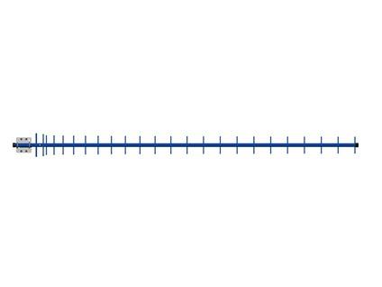 antena externa para celular triband 22dbi (806 a 960 mhz)