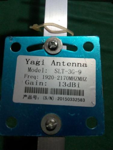 antena externa yagi .
