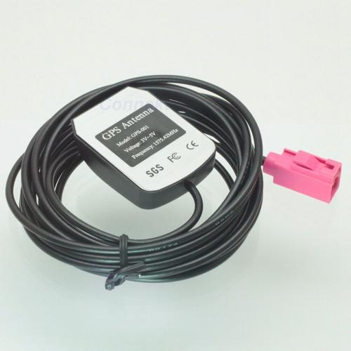 antena gps fakra conector rosa
