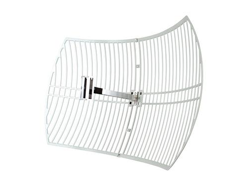 antena grillada tp link tl-ant2424b / 2.4ghz 24dbi gtia