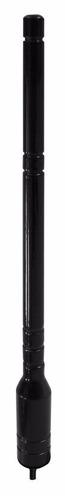 antena haste decorativa gol g5 gv 195mm rosca 5mm preta