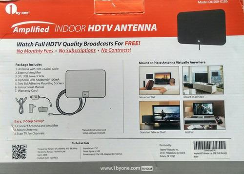 antena hdtv - tdt