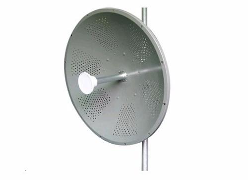 antena hyperlink hg4958dp-34d doble polar 34dbi 5.8ghz