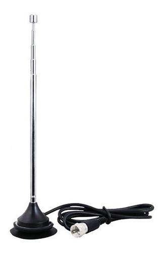 antena inteior tv digital tda hd magnética decoficador corad