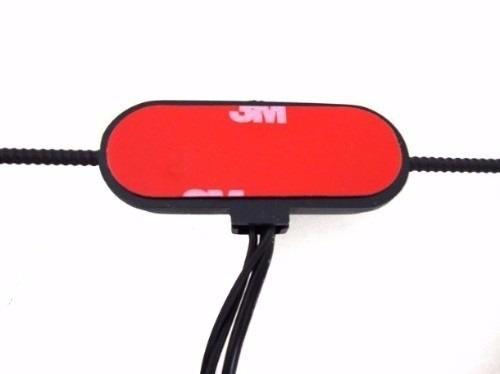 antena interna universal am/fm mc-2000 metalcerta