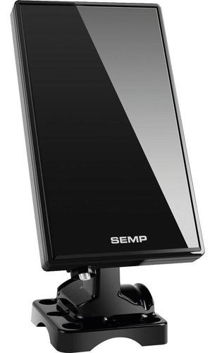 antena interna/externa, tv semp, analógico/digital, portátil