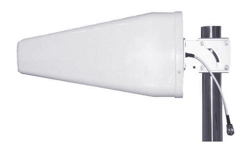 antena logarítmica yagui  11 dbi de ganancia telefonía rural