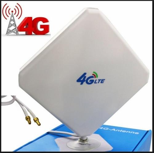 antena modem antel claro movistar señal lte 3g
