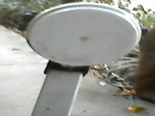 antena movistar usada 20 verdes