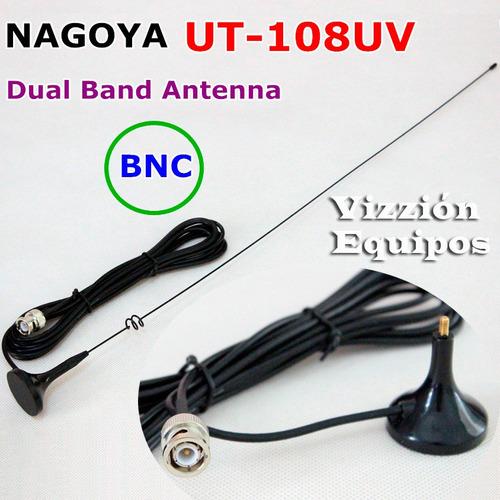 antena nagoya ut-108uv dual band:144/430mhz