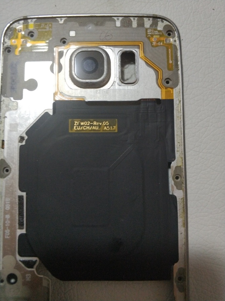 Antena Nfc Samsung S6 Flat G9201 - $ 200 00
