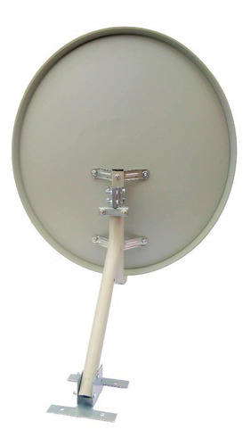 antena off-set banda ku de 90 cm medialink