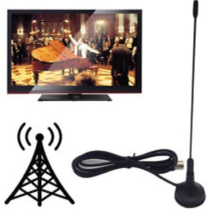 antena para tv digital model dvb-t 200 con iman a solo 4,99