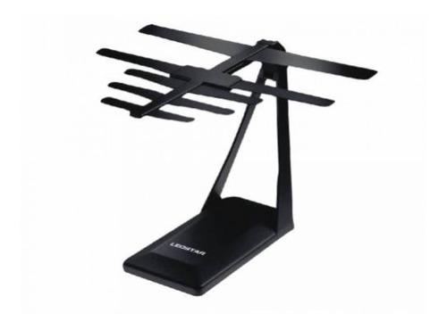 antena para tv digital uhf potente ledstar inter worldmaster
