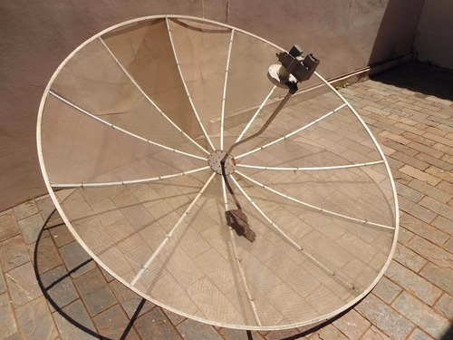 antena parabolica century