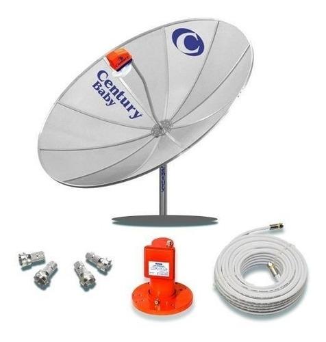 antena parabolica kit