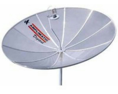 antena parabólica para