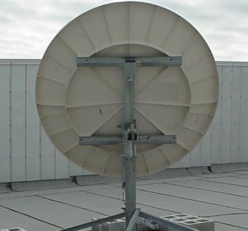 antena parabolica satelital 1.80 mts prodelin ( solo plato )